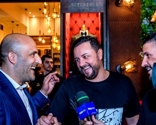 Cătălin Măruță a licitat două tricouri de campion cu 5.500 de euro la un eveniment caritabil.